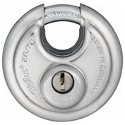 ABUS Maximum Strength Stainless Steel Diskus 26/70 KA Keyed Alike