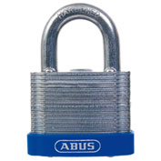 ABUS Eterna Laminated Steel Padlock 41/50 B KA Keyed Alike - Silver 2""