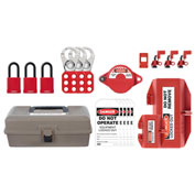 ABUS K925 Lockout Safety Toll Toolbox Kit, 97181