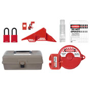 ABUS K935 Combination Lockout Safety Lockout Toolbox, 97183