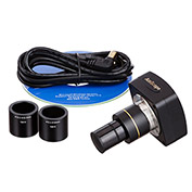 AmScope MU500 5MP USB2.0 Microscope Digital Camera & Software