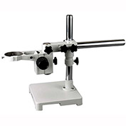 AmScope SAW Heavy-Duty Microscope Single-arm Boom Stand