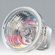 Ushio 1003116 Mr8 12v-20w/N/Fg, Mr8, 20 Watts, 2000 Hours Bulb - Pkg Qty 12