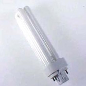 Ushio 3000056 Cf18de/827, Double Tube, T4d, 18 Watts, 10000 Hours- Cfl Bulb - Pkg Qty 50