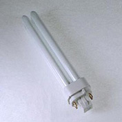 Ushio 3000059 Cf26de/827, Double Tube, T4d, 26 Watts, 10000 Hours- Cfl Bulb - Pkg Qty 50
