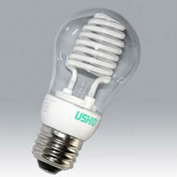 Ushio 3000476 Cf-5cc/2700/E26, Cold Cathode, A16, 5 Watts, 25000 Hours Bulb - Pkg Qty 12