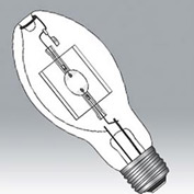 Ushio 5001354 Mp150/U/Med/32/Ps, Pulsestrike, Edx17, 150 Watts, 15000 Hours Bulb - Pkg Qty 12