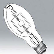 Ushio 5001414 Mp100/U/Med/32/Ps, Pulsestrike, Edx17, 100 Watts, 15000 Hours Bulb - Pkg Qty 12