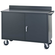 Vari-Tuff Mobile Shelf Cabinet - 21x36x34