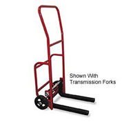 Valley Craft® Multi-Use Cart F85882A3 - Frame Only - No-Flat Pneumatic Wheels