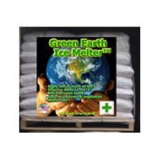 Green Earth Solid Ice Melt 25 lb. Bag, 100 Bags/Pallet - GE25PALLET