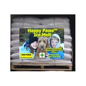 Happy Paws Solid Ice Melt 20 lb. Bag, 80 Bags/Pallet - HP20PALLET