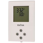 Vector Controls Digital Humidistat TCY-BH-U-D-W25 Dehumidifying Programmable 7 Day
