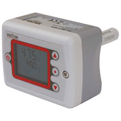 Vector Controls Digital Humidistat TDC-BH-U-D-W24 Humidifying 7 Day Programmable Duct Mount