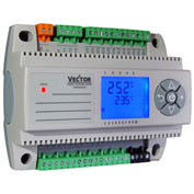 Vector Controls Universal HVAC Controller TCX2-40863-OP-BAC Integrated Operation Terminal BACnet