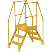 "3 Step Cross-Over Ladder - 54-1/2""L"