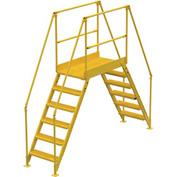 "6 Step Cross-Over Ladder - 116""L"