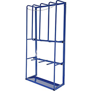 "Expandable Vertical Starter Bar Rack, 106""H, 4000 lbs. Capacity"