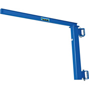 Vestil Low-Ceiling Wall Mounted Jib Crane JIB-LC-3 300 Lb. Capacity