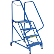 Maintenance Ladder - 4 Step Perforated - LAD-MM-4-P