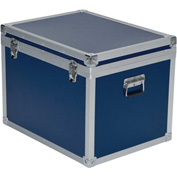 "Vestil PVCP-L PVC Laminated Plywood Storage Case, Large, 24-5/8"" x 18-1/4"" x 18-1/4"""