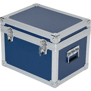 "Vestil PVCP-S PVC Laminated Plywood Storage Case, Small, 17-5/8"" x 13-1/4"" x 12-3/4"""