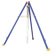 Tripod Hoist Stand - Steel - Fixed Height Legs