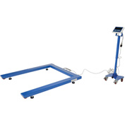 VPU-1 U-Shaped Platform Scale 1000 Lb x 1 Lb