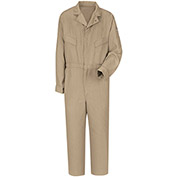 CoolTouch® 2 Flame Resistant Deluxe Coverall CMD4, Khaki, 5.8 oz., Size 52 Long