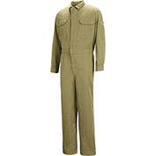 CoolTouch® 2 Flame Resistant Deluxe Coverall CMD6, Khaki, 7 oz., Size 52 Long