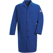 Bulwark® Lab Coat, Royal Blue, Nomex®/Aramid®, XS