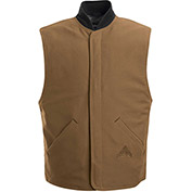 EXCEL FR® ComforTouch® FR Vest Jacket Liner LLS2, Brown Duck, Size L Regular