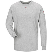 CoolTouch® 2 Flame Resistant Long Sleeve Performance T-Shirt SMT2, Gray, Size M Regular