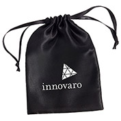 Personalized Satin Amenity Pouch
