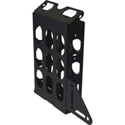 Digtial Signage Computer or Component Holder - Black