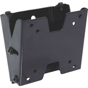 Small Flat Panel Tilt Mount - Black