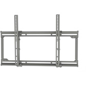 Extra Medium Flat Panel Tilt Mount - Silver