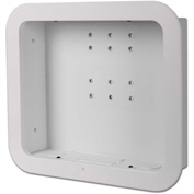 In Wall Box w/ Silver Adaptors