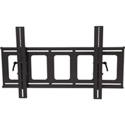 Large Flat Panel Tilt Mount - Black