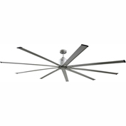 "Big Air 72"" Industrial Ceiling Fan ICF72UPS, 110V, 10,203 CFM"