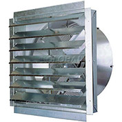 "MaxxAir™ 36"" Heavy Duty Exhaust Fan With Integrated Shutter IF36 9000 CFM"