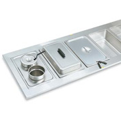 """Adaptor Plate With 6-3/8"""" And 8-3/8"""" Holes - Pkg Qty 4"""
