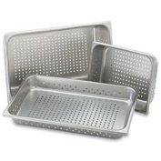"Full Size Perforated Pan 1-1/4"" - Pkg Qty 6"