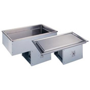 Refrigerated Frost-Tops 3 Pan 120V