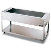Servewell® 4 Pan Cold Food Table