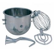 Vollrath, Reducer Kit, 40781, For 60 Quart Mixer