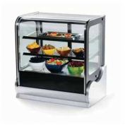 "Vollrath, Display Cabinet, 40865, 36"" Cubed Glass, Heated"
