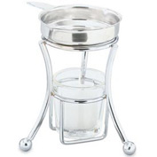 Butter Melter - Glass Candle Holder Only - Pkg Qty 12