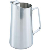 "2 Quart Water Pitcher 9-1/4""H"