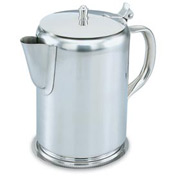 Silverplate Coffee Server with Gadroon Base 2 Qt